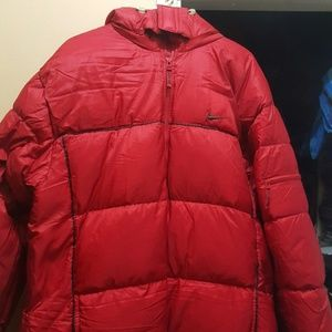 Nike jacket new with tags